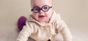 Астигматизм у детей до 2 лет