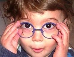 Астигматизм у детей 3 года ношение очков