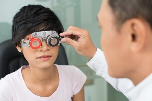Как проводиться коррекция при анизометропии