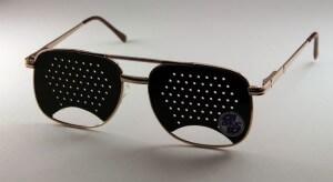 Перфорационные очки отличное средство профилактики