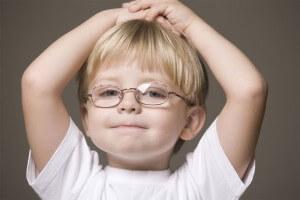 Причины астигматизма у ребенка