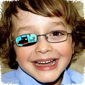 Специальные очки при лечении амблиопии