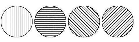 Тест на астигматизм 3