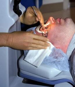 Процесс хирургического вмешательства