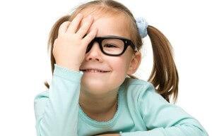 Бинокулярное зрение у ребенка