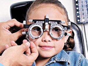 Диагностика потологии специальными очками