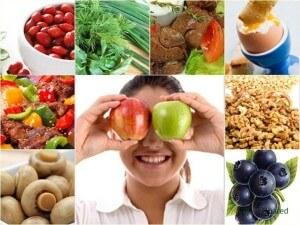 Какие продукты необходимы для здоровья глаз