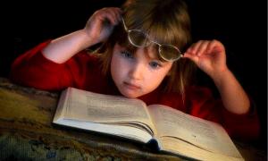 Ложная близорукость у ребенка
