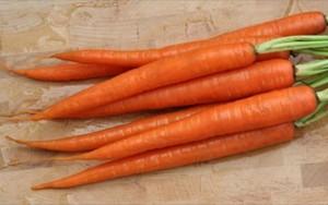 Морковь - витамин А