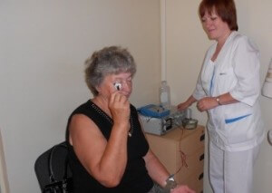 Физиотерапия в лечении