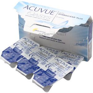 Линзы акувью - внешний вид упаковки