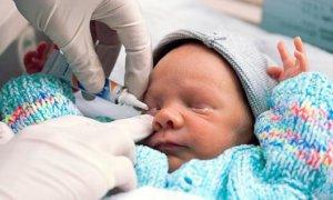 Какие капли можно капать новорожденным