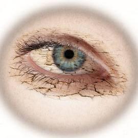 Почему ощущается сухость в глазах