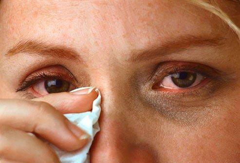 Жжение от побочных эффектов лекарств