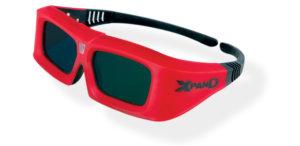 3D очки фирмы xPand
