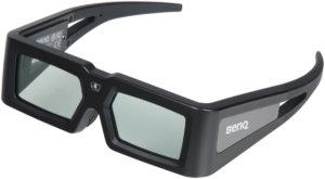 3D очки фирмы benq